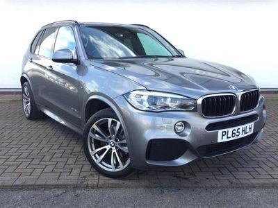 used BMW X5 2016 York xDrive30d M Sport 5dr Auto