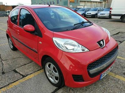 used Peugeot 107 1.0 12v Urban Move 5dr