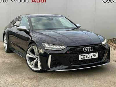 used Audi RS7 Sportback RS7 600 PS tiptronic 4.0 5dr