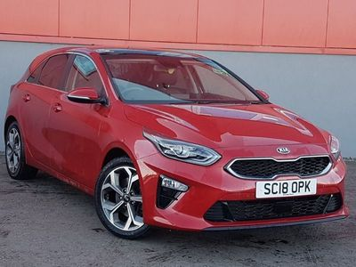 used Kia cee'd 1.4T GDi ISG First Edition 5dr