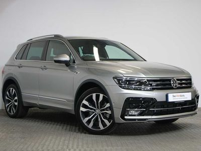 used VW Tiguan 2.0 Bitdi 240 4Motion R Line Tech 5Dr Dsg