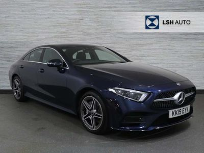used Mercedes CLS350 CLS4Matic AMG Line 4dr 9G-Tronic Saloon diesel coupe