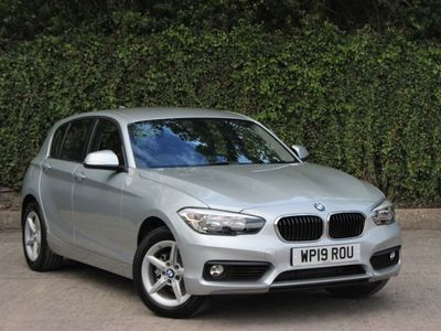 used BMW 118 1 Series i SE 5-door
