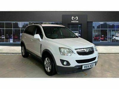 used Vauxhall Antara 2.2 CDTi Exclusiv 5dr [2WD] [Start Stop]
