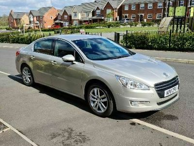 used Peugeot 508 1.6 e-HDi Active EGC 4dr