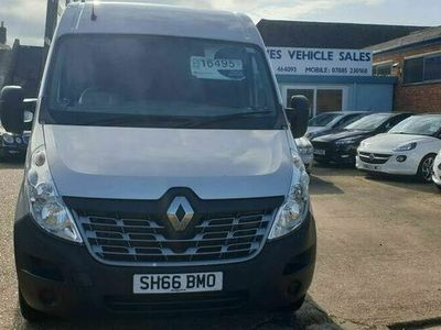 used Renault Master 2.3dCi LM35 125 Business+