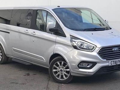 used Ford Custom Tourneo2.0 EcoBlue 130ps Low Roof 8 Seater Titanium, 2018 (18)