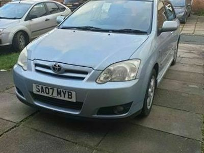 used Toyota Corolla 1.6 VVT-i Colour Collection 5dr