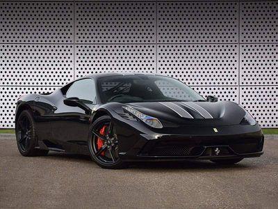 used Ferrari 458 Speciale 2dr Auto
