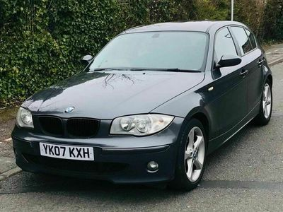 used BMW 118 1 Series 2.0 d SE 5dr
