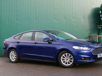 used Ford Mondeo 1.5 TDCi ECOnetic Style 5dr