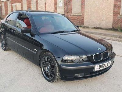 used BMW 325 3 Series 2.5 ti SE Compact 3dr