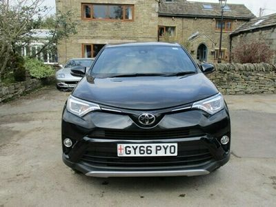 used Toyota RAV4 Estate 2.0 V-matic Icon TSS 5d Auto