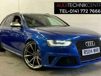 used Audi RS4 Avant 4.2 TFSI Avant 5dr Petrol S Tronic quattro (249 g/km, 444 bhp)