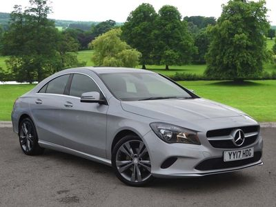 used Mercedes CLA220 CLA(177) Sport 4dr Tip Auto