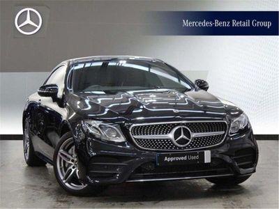used Mercedes E50 AMG E-Class4Matic AMG Line Premium Plus 2dr 9G-Tronic