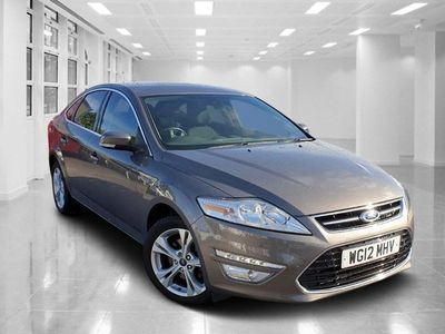 used Ford Mondeo TITANIUM 1.6 ECOBOOST 160PS 5dr