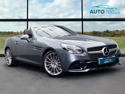 used Mercedes SLC180 SLC 1.6AMG Line G-Tronic (s/s) 2dr