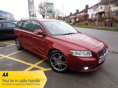 used Volvo V50 1.6 DRIVE SE EDITION S/S 5d 113 BHP, 2012 ( )