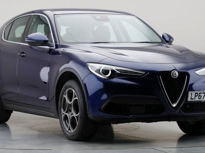 used Alfa Romeo Stelvio 2L Speciale T