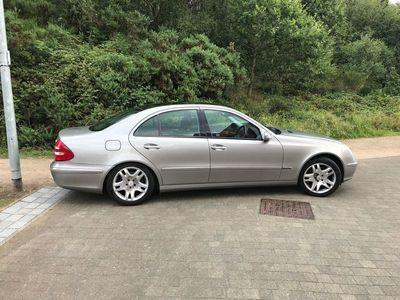 used Mercedes E320 E Class 3.0CDI Elegance G-Tronic 4dr