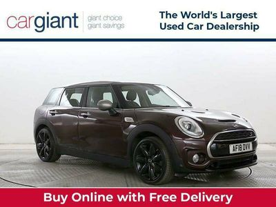 used Mini Cooper Clubman 2.0 S Chili Pack 6dr