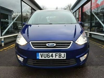 used Ford Galaxy 1.6 TDCi Zetec (s/s) 5dr