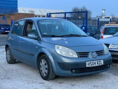used Renault Scénic 1.6 VVT Expression 5-Door
