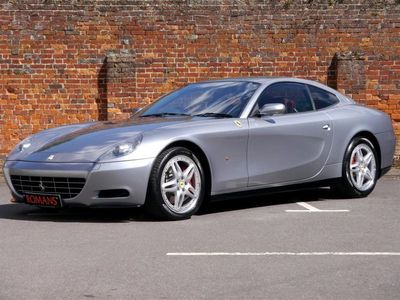 used Ferrari 612 Scaglietti F1A 5.5 V12 -BOSE -Heated Seats -NEW PRICE!