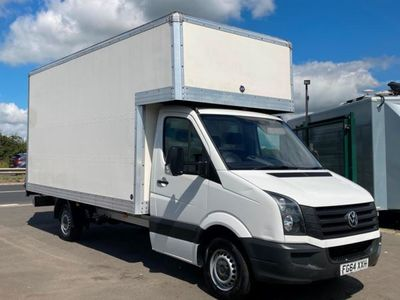 used VW Crafter