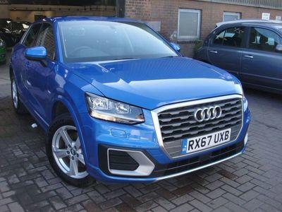 used Audi Q2 1.4 TFSI SPORT 5d 148 BHP AUTOMATIC, CLEAN CAR, VERY ECO