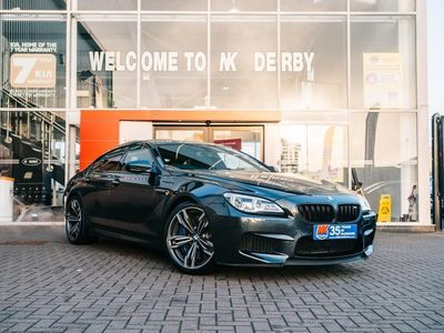 used BMW M6 4dr DCT - GRAN COUPE 4.4