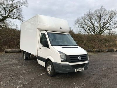used VW Crafter 2.0 Tdi 109Ps Chassis Cab
