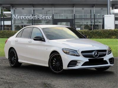 used Mercedes C43 AMG C Class4Matic Premium 4dr 9G-Tronic amg saloon