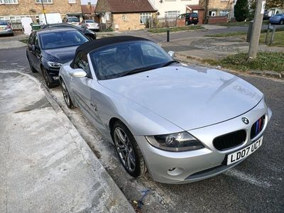 used BMW Z4 2.0 i SE Roadster 2dr