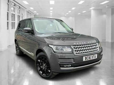 used Land Rover Range Rover SDV8 AUTOBIOGRAPHY 4.4 5dr