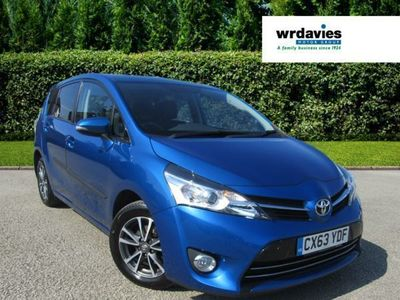used Toyota Verso 2.0 D-4D Icon 5dr