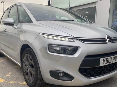 used Citroën C4 Picasso 1.6 e-HDi 115 Airdream Exclusive 5dr