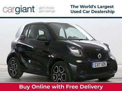 used Smart ForTwo Coupé 1.0 Prime Premium 2-Door