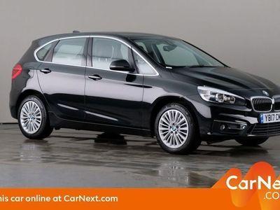 used BMW 218 2 Series d Luxury 5-Door