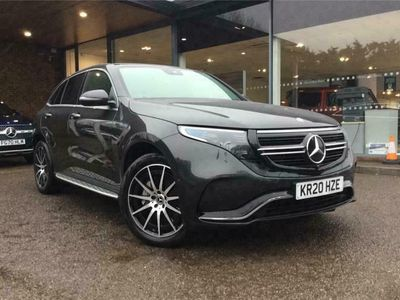 used Mercedes EQC400 EQC ESTATE300kW AMG Line 80kWh 5dr Auto