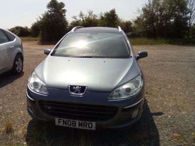 used Peugeot 407 SW 2.0 HDi SE 5dr