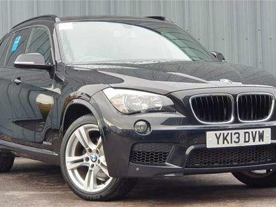 used BMW X1 2013 East Kilbride xDrive 20d M Sport 5dr Step Auto