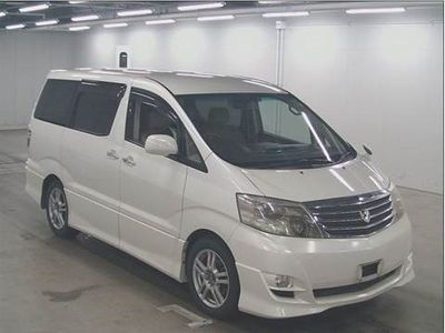used Toyota Alphard 3.0 MS Prime Selection 2 - High Grade - Twin Power Doors - Half Leather