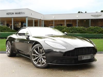 used Aston Martin DB11 V8 Volante 2dr Touchtronic Auto 4.0
