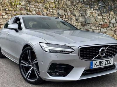 used Volvo S90 T5 R-Design Pro Automatic (XENIUM, SMARTPHONE INTEGRATION, BLIS & MORE) 2.0 4dr