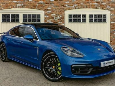 used Porsche Panamera Turbo S E-HYBRID EXECUTIVE PDK 4.0 5dr