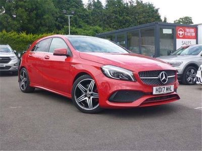 used Mercedes A250 A Class 2.0AMG (Premium) 7G-DCT (s/s) 5dr