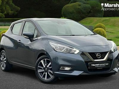 used Nissan Micra 0.9 IG-T Acenta Limited Edition