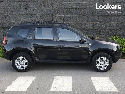 used Dacia Duster DIESEL ESTATE 1.5 dCi 110 Ambiance 5dr
